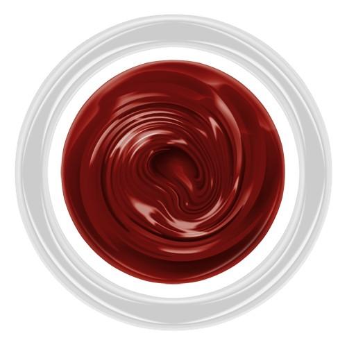 Bordeaux Permanent Colors Farbgel - 5g