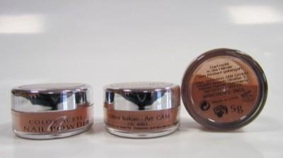 COLOUR ACRYL Glitter cacao 4 g