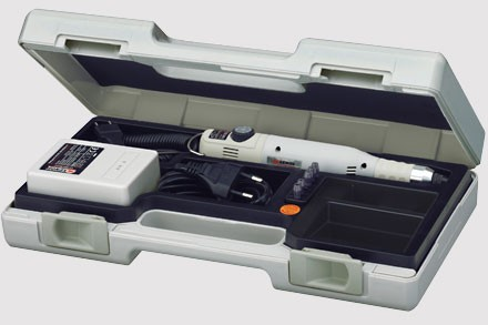 Xenox Maschine mit Trafo u. Koffer