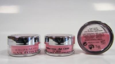 COLOUR ACRYL Glitter rosa 5 g