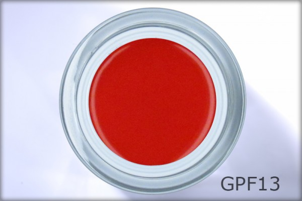 Perfect Finish Gel LAC red lady 14 ml