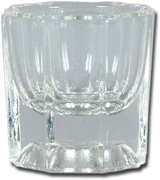 Dappen Dish Glas, ohne Deckel