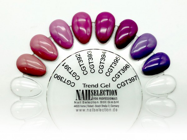 Trend Colour Gel Vintage Lavender 4,5 ml
