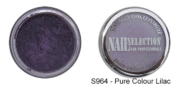 Farbpigmente Powder colour lilac