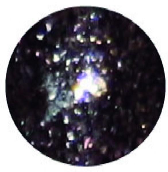 Chrome Glam Gel braun 5g