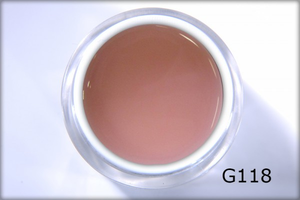 FIBERGLAS GEL Camouflage dark rose 14 ml