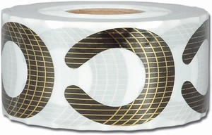 Schablonen Standard (Hufeisenform) 500 Stück