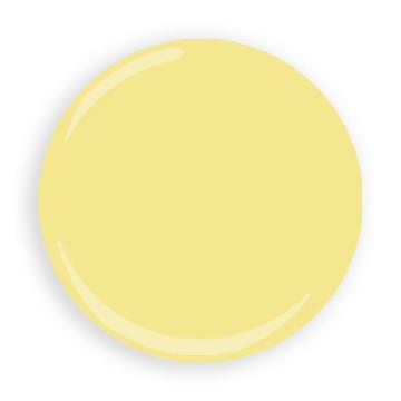 CREAMY PASTELL GEL yellow 5 gr.