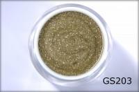STARDUST GEL chanpagne sparkle 4,5 ml