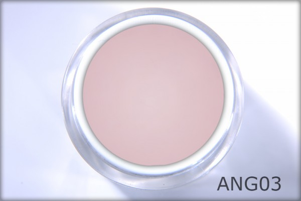 Acrylic Nail Gel light rose 25 g