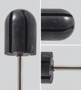 Gummiträger für Schleifkappen 13 mm