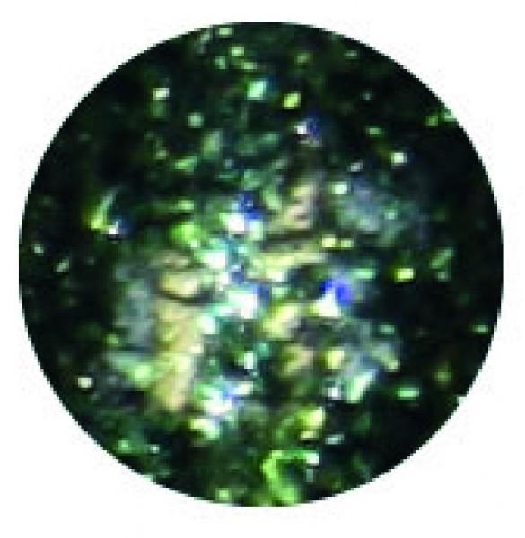 Chrome Glam Gel moosgrün 5g