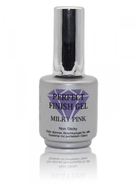 PERFECT FINISH GEL milky pink 14 ml