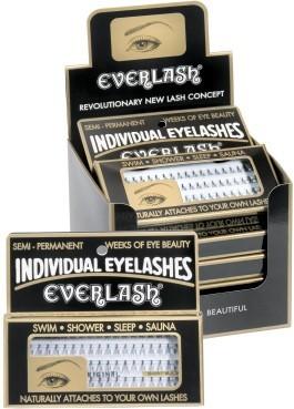 Everlash long schwarz Palette 80 Stück
