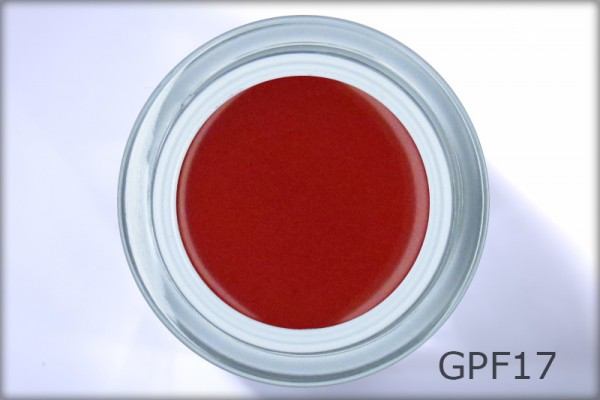 Perfect Finish Gel LAC autumn red 14 ml