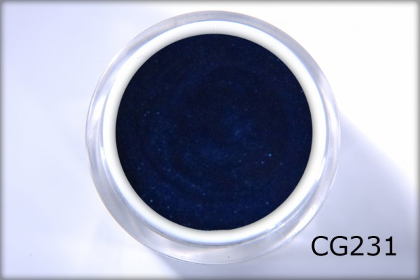 Colour Gel Sparkling Ocean 4,5 ml