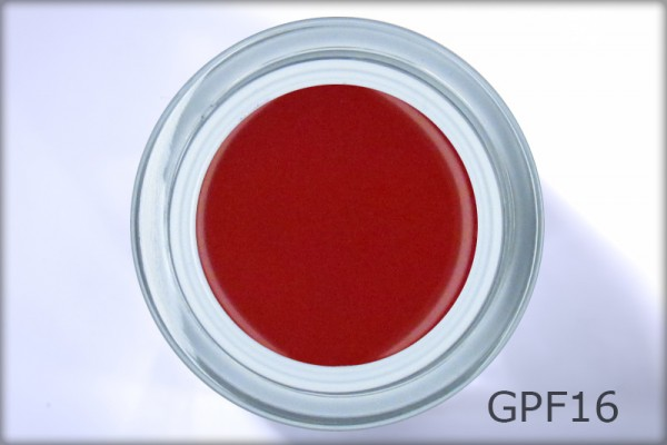 Perfect Finish Gel LAC deep red 14 ml