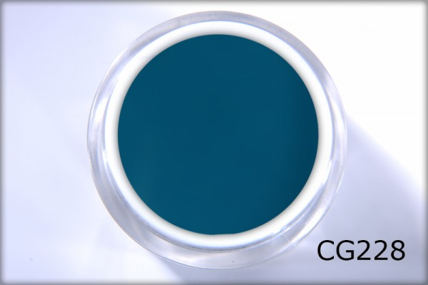 Colour Gel Petrol Blue 4,5 ml
