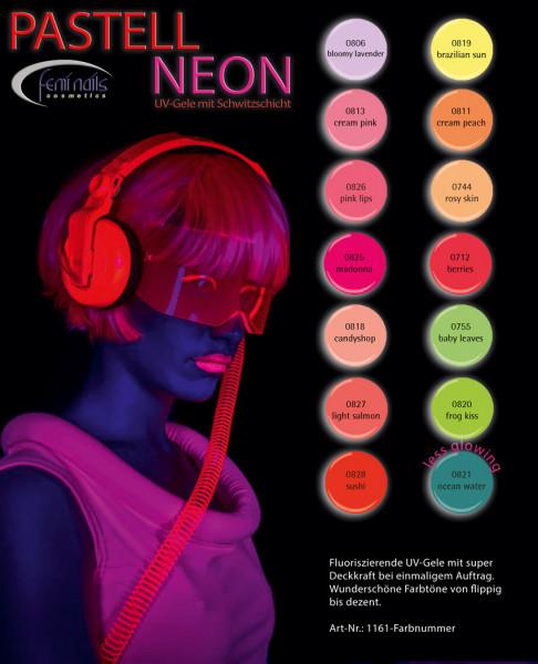 Neon Pastell Set 2021