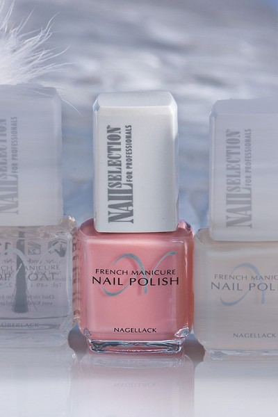 French Nagellack rose 12 ml Nr. 02