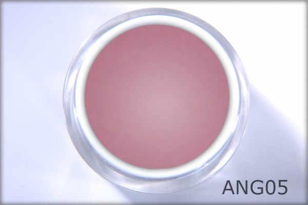 Acrylic Nail Gel dark rose 25 g