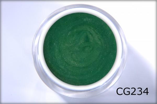 Colour Gel Golden Green 4,5 ml