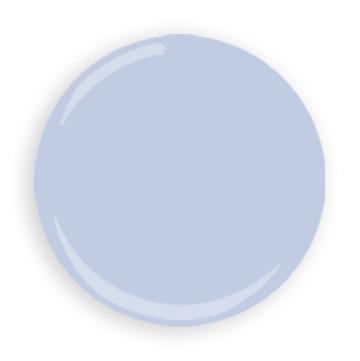 CREAMY PASTELL GEL blue 5 gr.