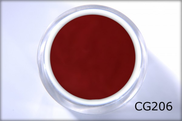 Colour Gel Ultra Metallic Red 4,5ml